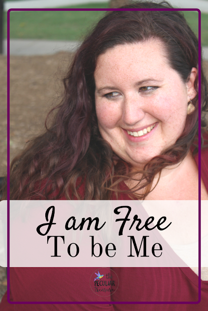 I am free to be me. You are free to be you. The key is understanding where that freedom comes from and how to obtain it.