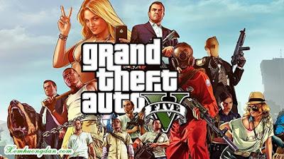 Lenh GTA 5