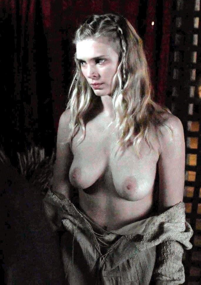 girl naked Viking