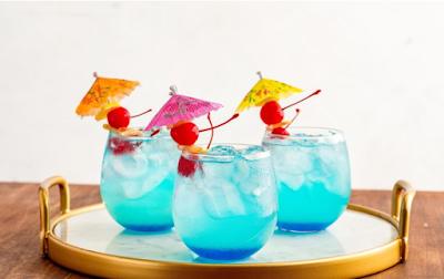 Mermaid Lemonade #drink