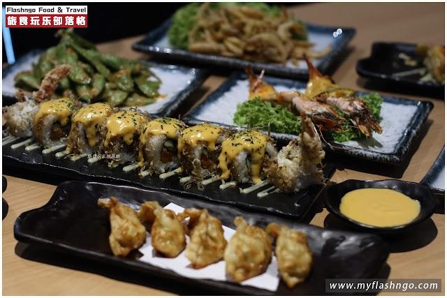 新菜色品食记 / 咸蛋黄无处安放的魅力 / Azuma Sushi
