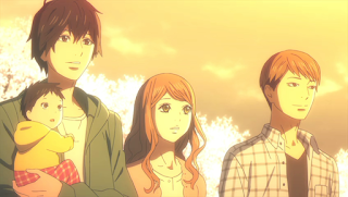 Orange Mirai - Movie Subtitle Indonesia