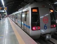 Delhi Metro's Blue Line Service affected Due to Signalling issue on 20th Nov 2018 Night