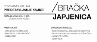 Predstavljanje knjige Bračka japjenica - Pučišća slike otok Brač Online