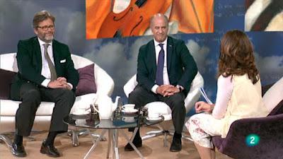 El programa de la RTVE SHALOM dedica su programa del 12 de julio de 2015  a dar a conocer la importante labor que desde el Centro Sefarad Israel se desarrolla para mantener viva la cultura sefaradí. Este año el encuentro anual de ERENSYA ha tenido lugar en Ávila.
