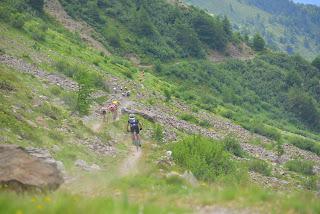 trailregeln bei radrennen