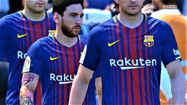 Cara Impor Kits (Jersey) Terbaru Musim 17/18 di FIFA 17