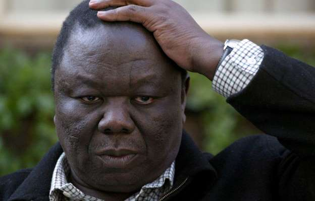 Breaking: Zimbabwe opposition leader Morgan Tsvangirai dies aged 65