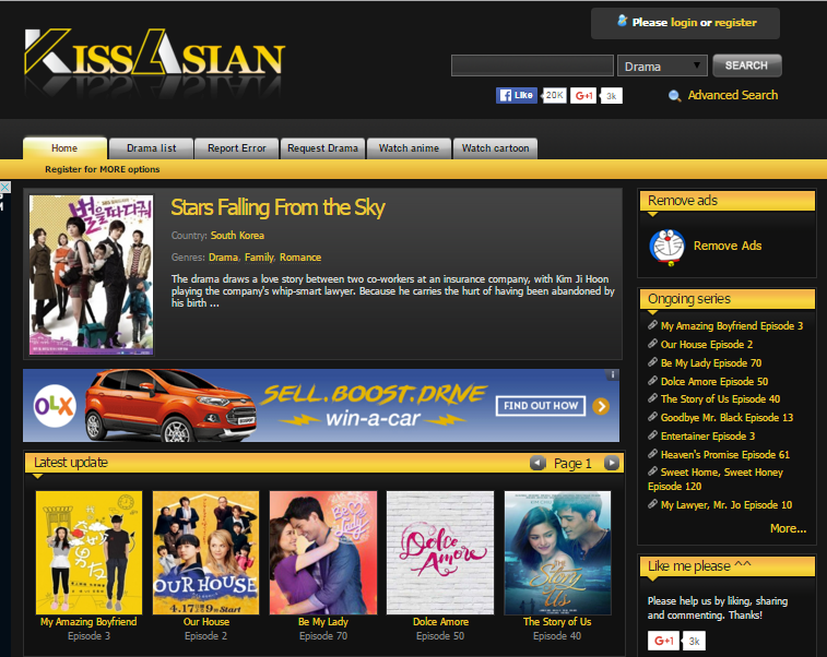 Best Asian Drama/Movies: Best Sites to Download or Watch