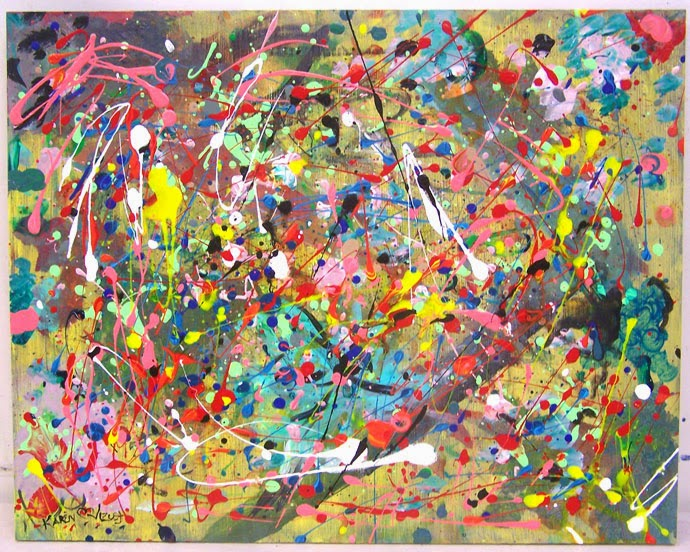 Most Famous Abstract Paintings Famous Abstract Art: Every Day Is Special: January 28