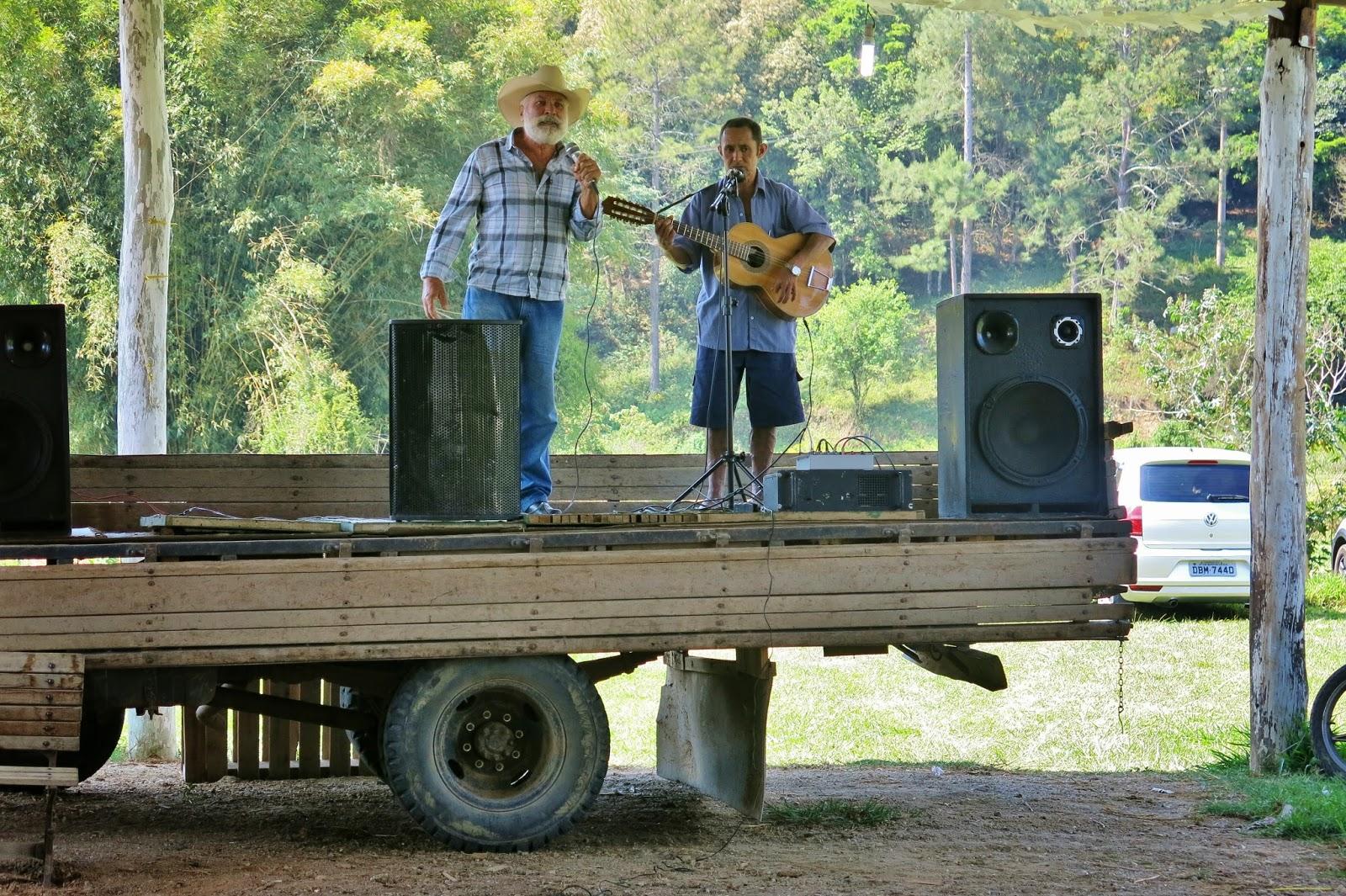 Música caipira em Santo Antônio do Pinhal