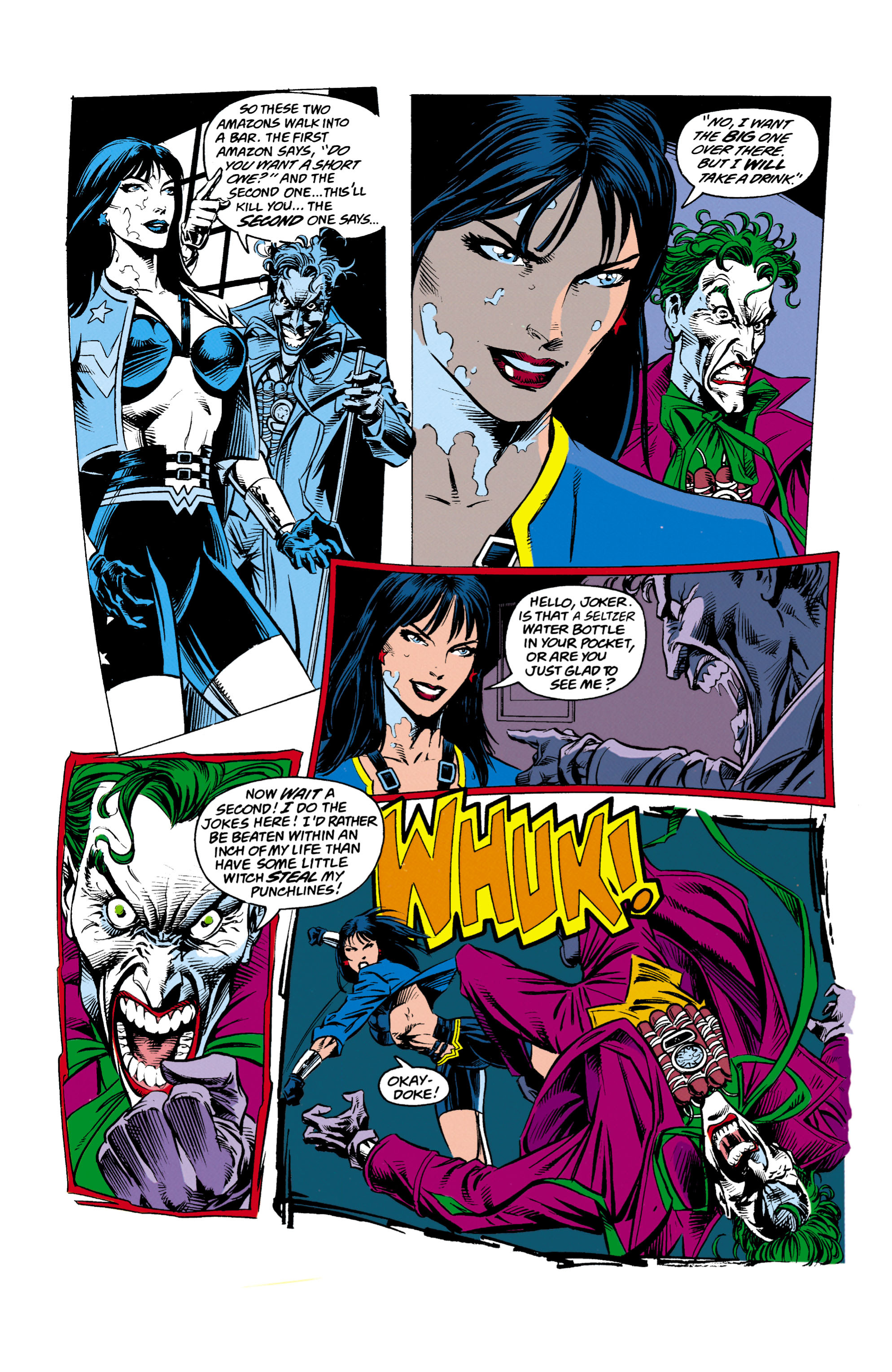 Read online Wonder Woman (1987) comic -  Issue #97 - 13
