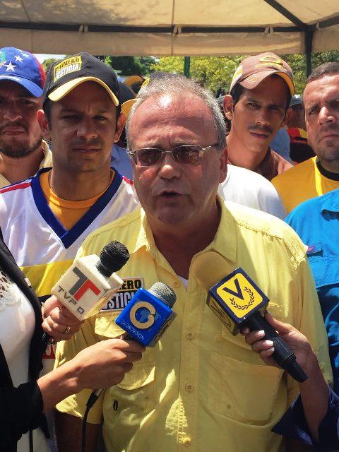 Braulio Merino: Nelson Merentes debe responder al país por escasez de billetes