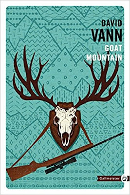 Goat Mountain - David Vann - Traduction de l'américain par Laura Derajinski - Collection Totem - Editions Gallmeister - sortie le 05 octobre 2017.