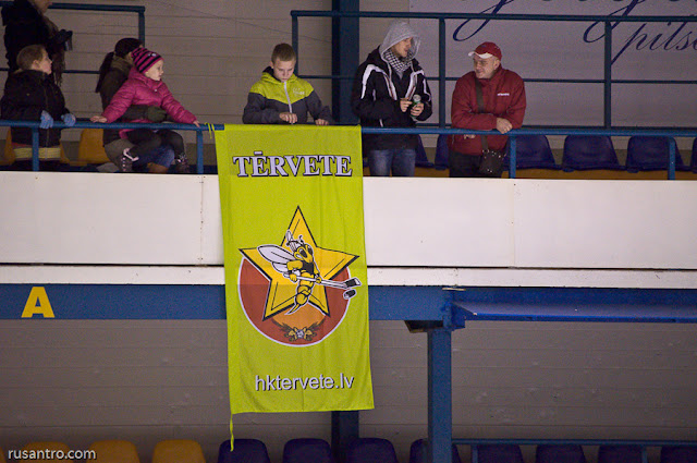 ZAHL 2012/2013 pirmais aplis HK Tērvete Karāts amateur hockey league