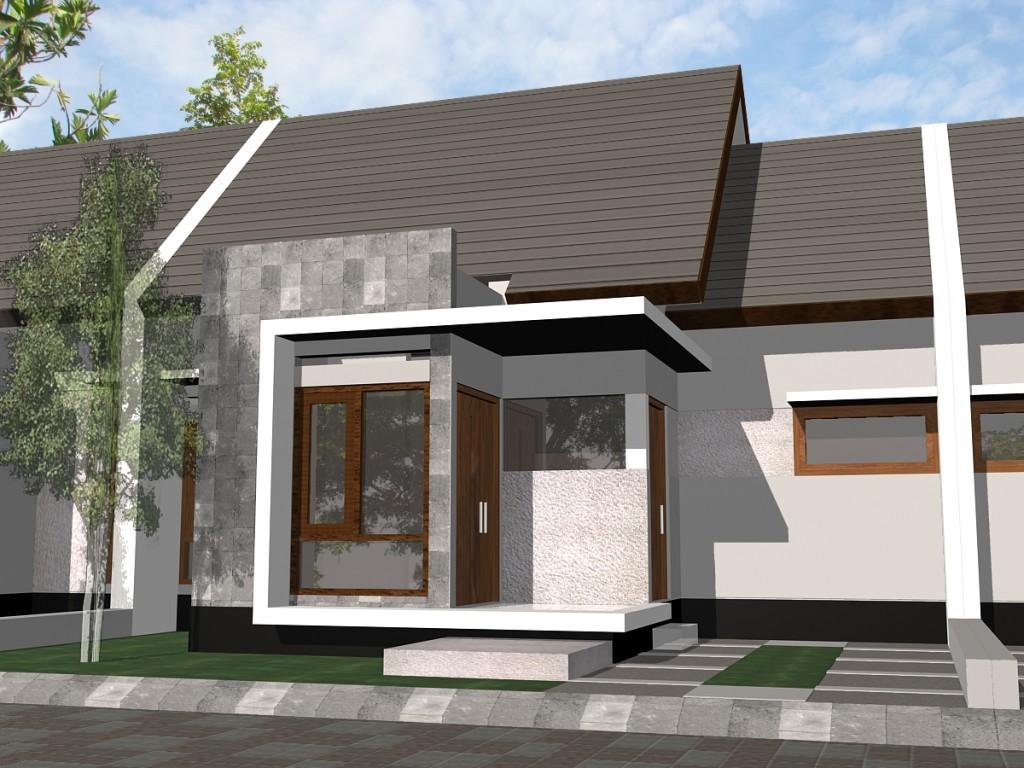 Desain Dan Interior Terbaru Rumah Minimalis Type 36 Iamotivator Com