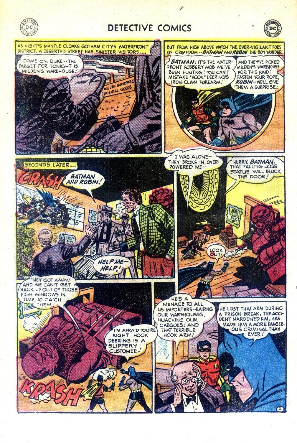 Read online Detective Comics (1937) comic -  Issue #188 - 4