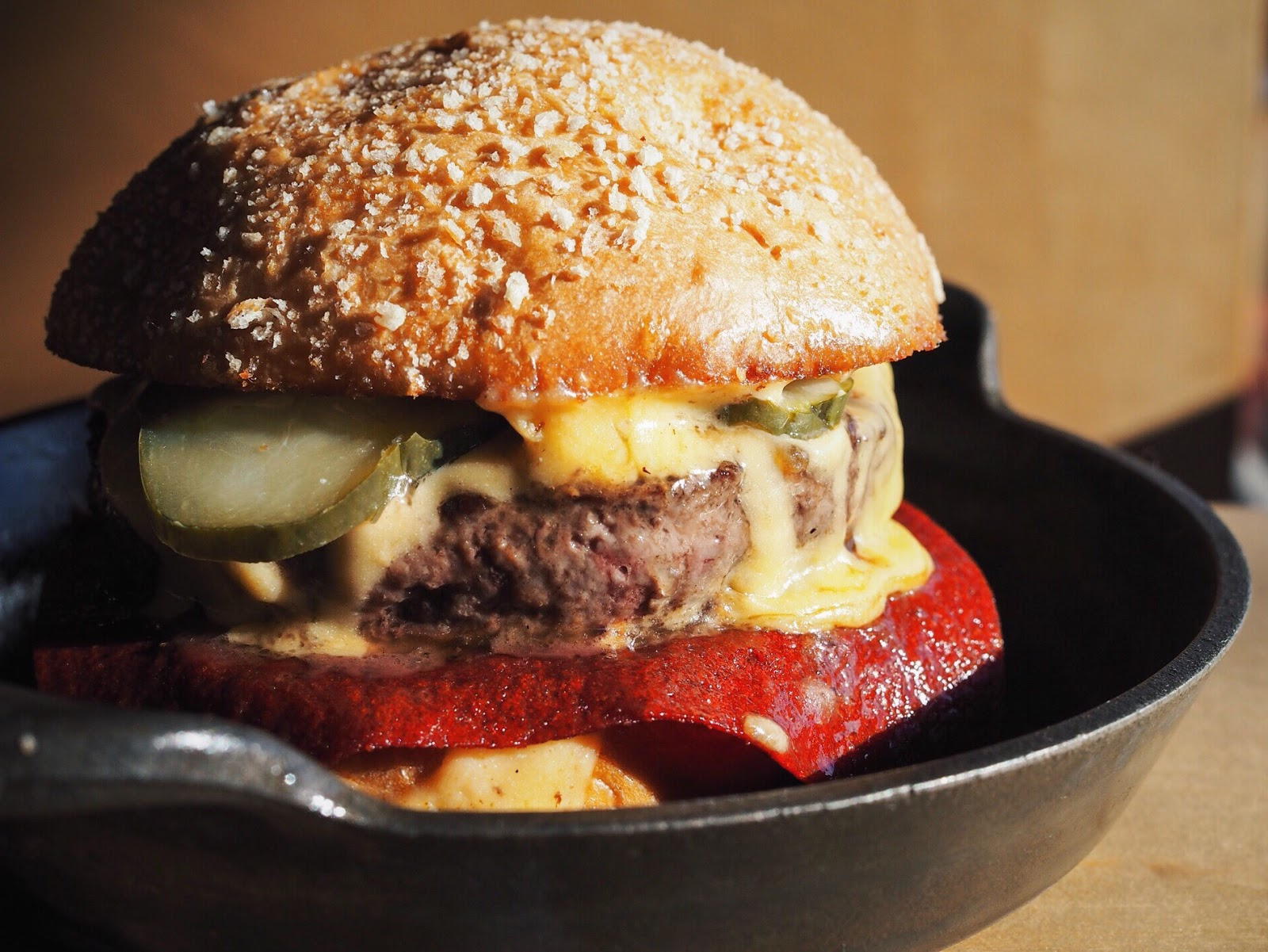 Hungry In La The 16 Best Burgers In La