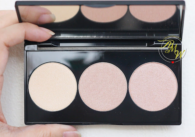 a photo of Smashbox Casey Holmes Spotlight Palette Pearl Illuminatrice