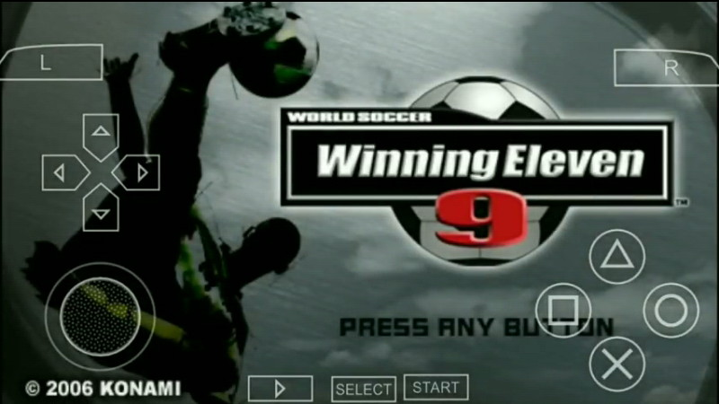 Download Game Winning Eleven 9 Iso Ppsspp For Android