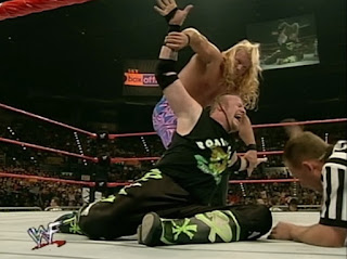 WWE / WWF Rebellion 1999 - Chris Jericho faced Road Dogg