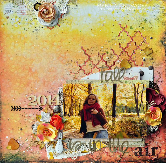 Fall is in the air @akonitt #layout #autumnlayout #autumn #by_marina_gridasova #primaBAP