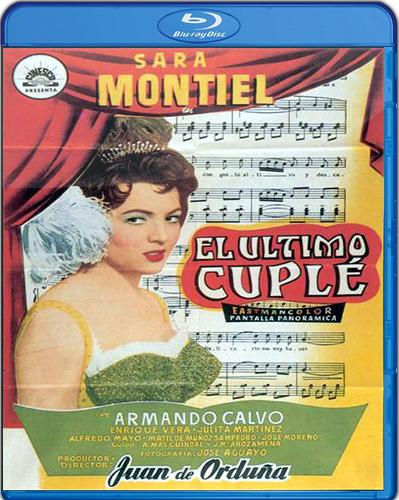 El último cuplé [1957] [BD25] [Español]