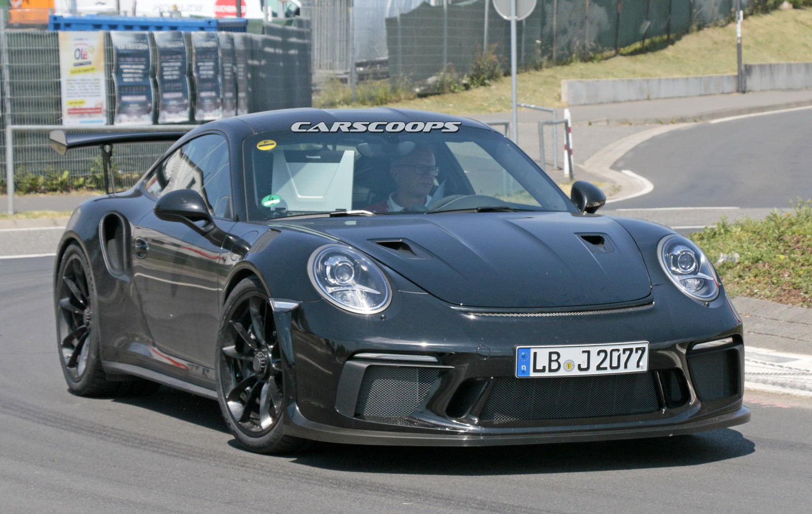 Upcoming Porsche 991 2 Gt3 Rs Coming With Gt2 Aero Bits And More Power