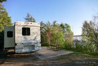 Mewasin Beach Campground