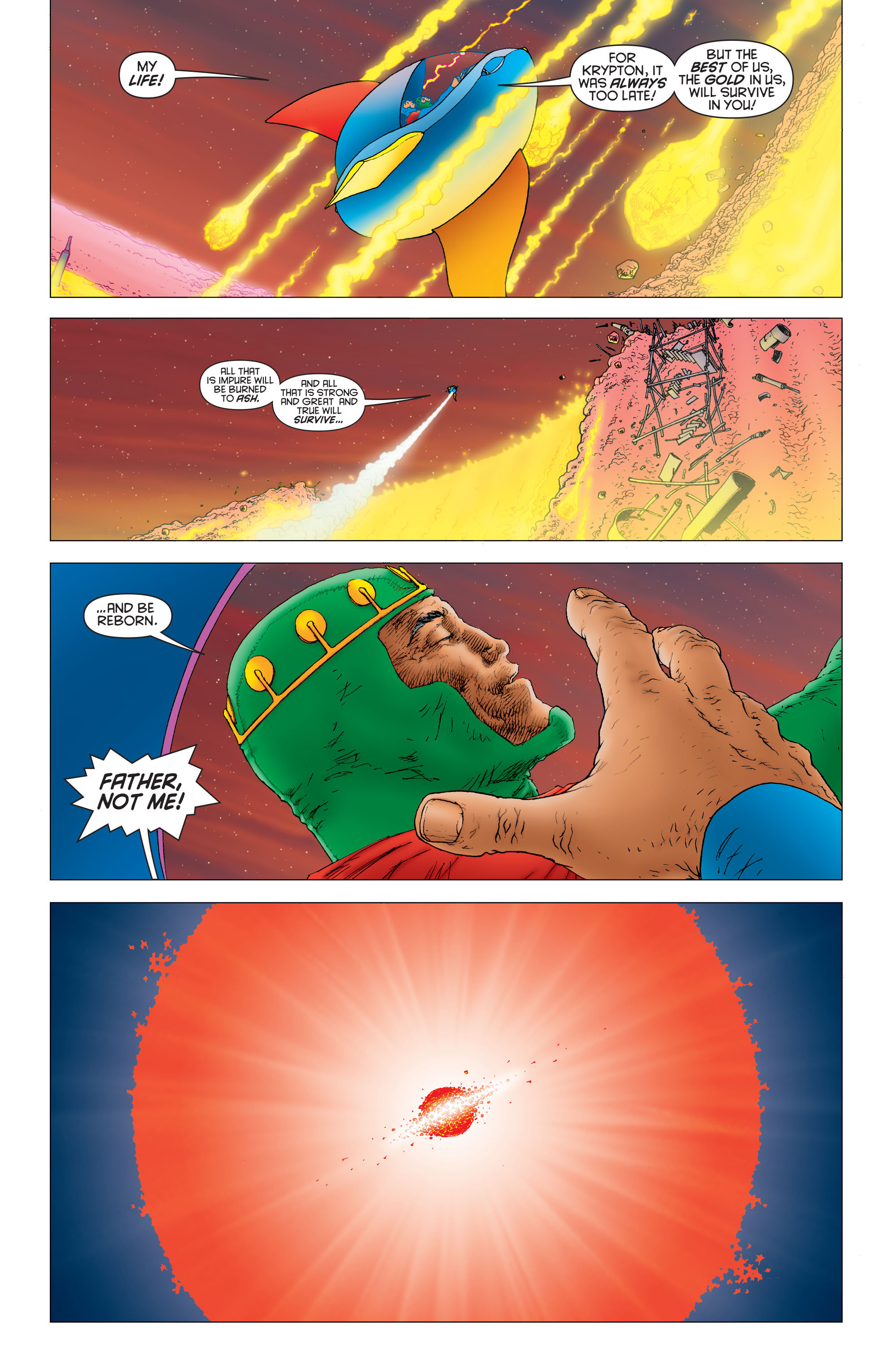 Read online All Star Superman comic -  Issue #12 - 8