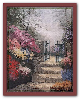 "Candamar 50926 ""The garden of promise"""