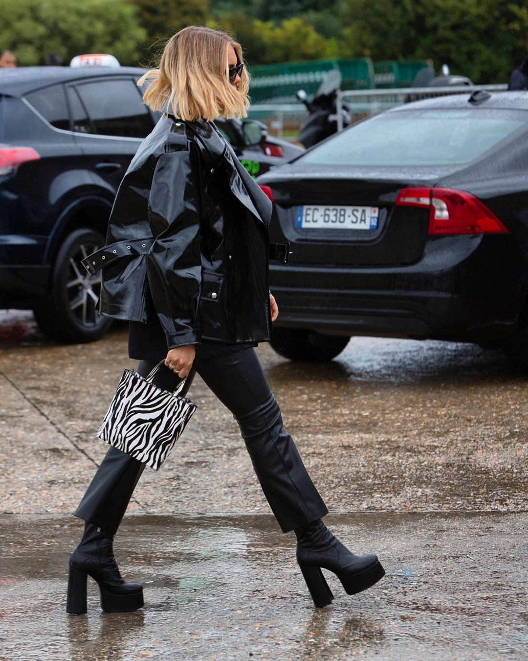 Take a Walk in the Hottest Boot Trend of the Season