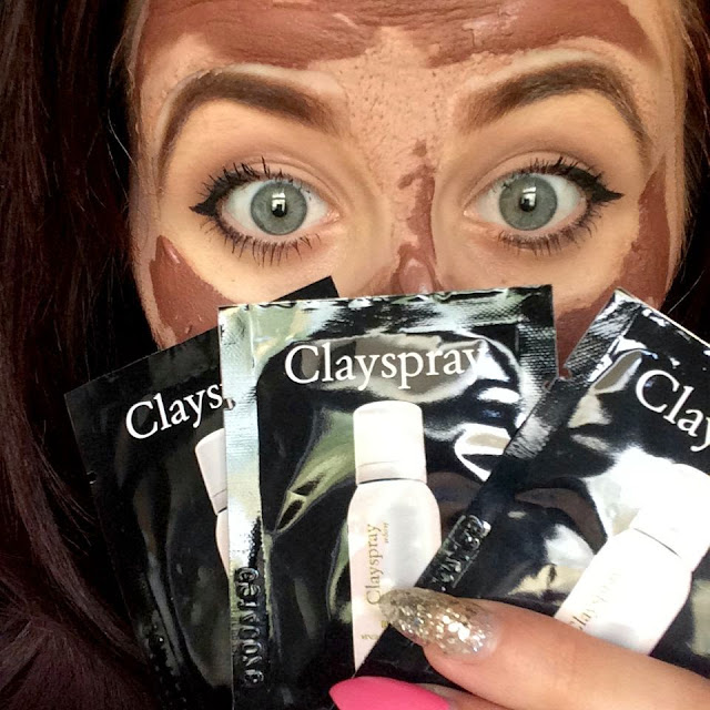 Clayspray Face Mask Review