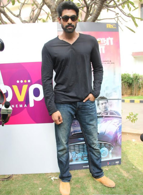 Rana Daggubati Profile Biography Biodata Family Photos