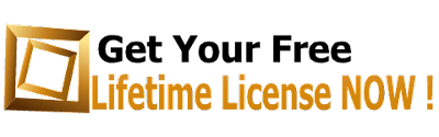 Get Your Free Lifetime License NOW !