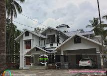 Malappuram House Plan
