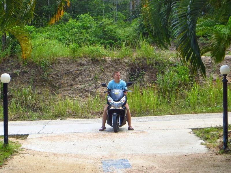 Таиланд Honda PCX