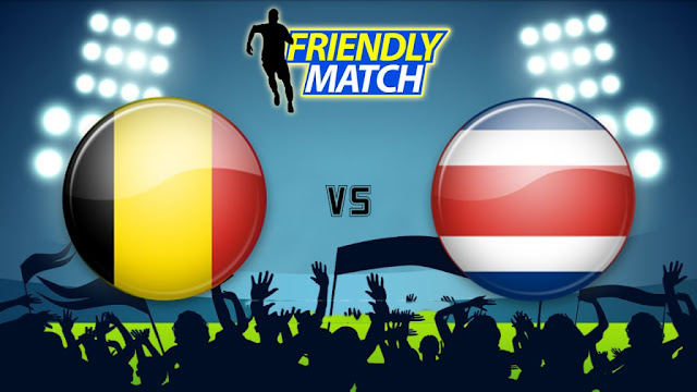Belgium vs Costa Rica Full Match Replay 11 June 2018