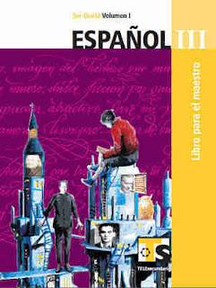 Español III libro para el MaestroVolumen I–Tercer gradoLibro de texto de Telesecundaria2017-2018