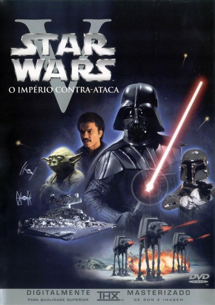 Poster do filme Star Wars: episódio V - o império contra-ataca