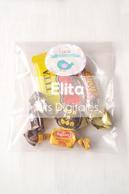 Kit Imprimible para cumpleaños - Candy Bar
