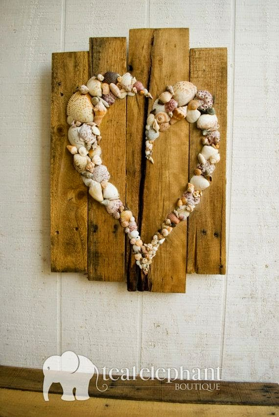 50 Magical Diy Ideas With Sea Shells Do It Yourself