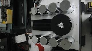 Storm audio A-280  power amplifier DSC06075