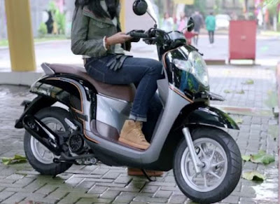 Review All New Scoopy 2017