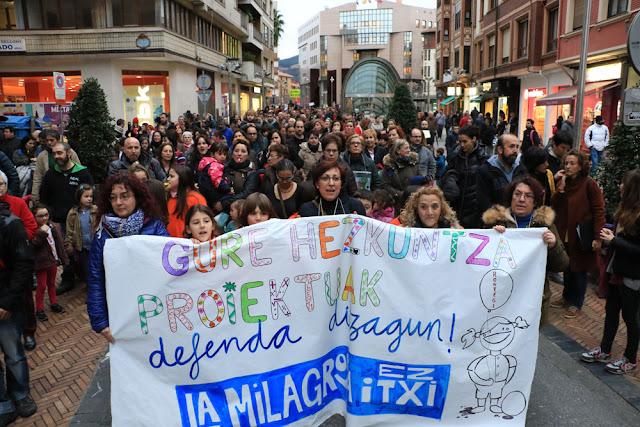 ELA denuncia que la alcaldesa no quiere reunirse con el sindicato para hablar sobre La Milagrosa