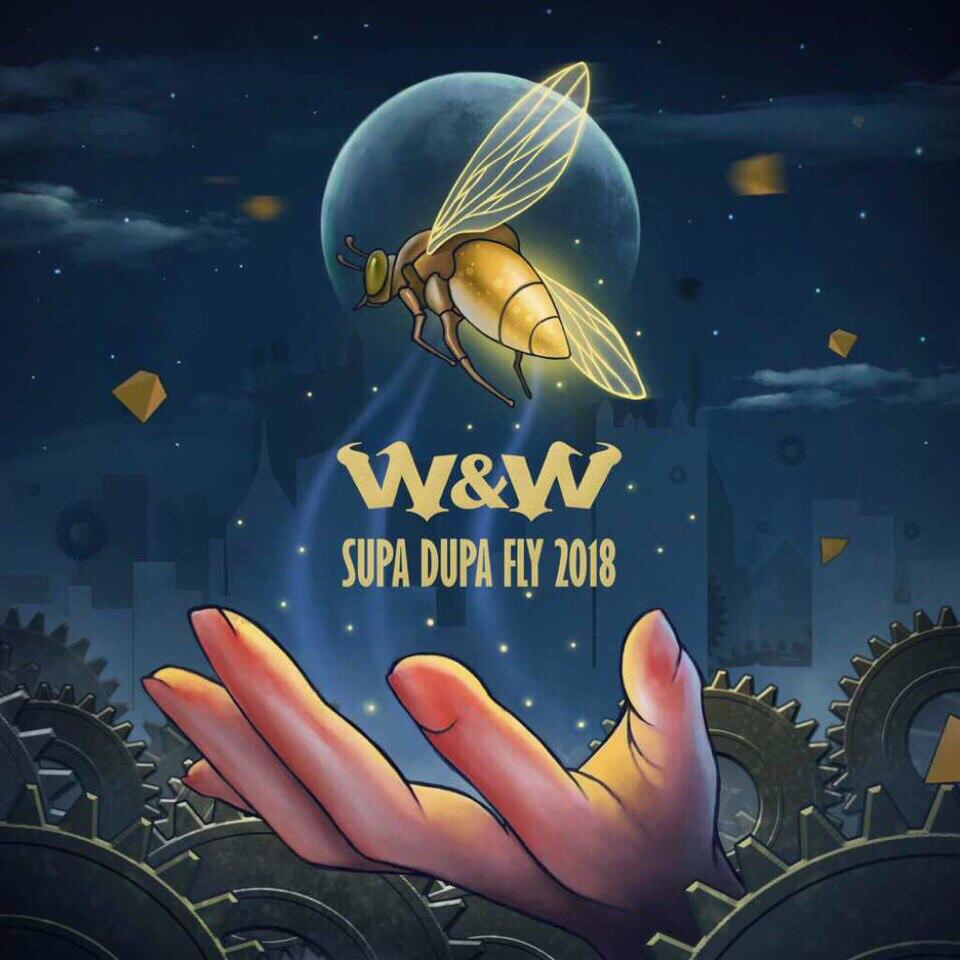 W&W Supa Dupa Fly 2018