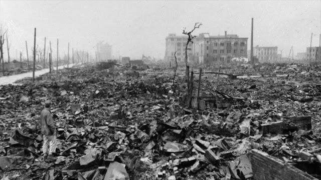 Rusia entrega a Japón videos de ataques nucleares de EEUU en Hiroshima y Nagasaki