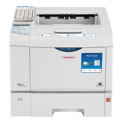 Ricoh Aficio SP 4110N-KP Driver Download
