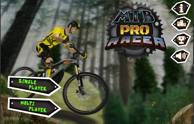 Game MTB Pro Racer