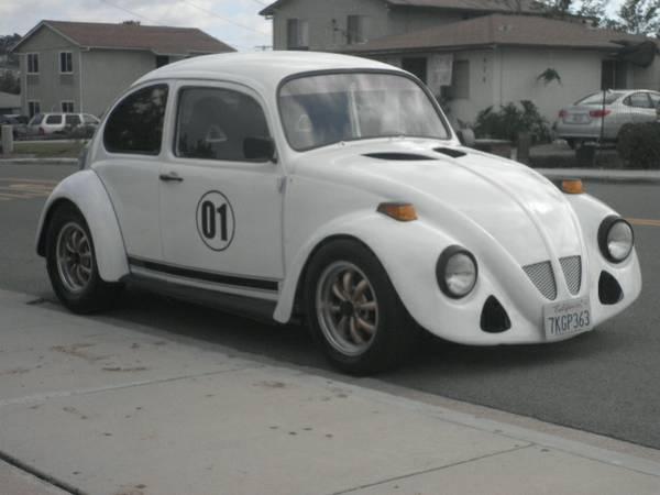 Daily Turismo: 5k: Renesis Power: 1970 Volkswagen Beetle